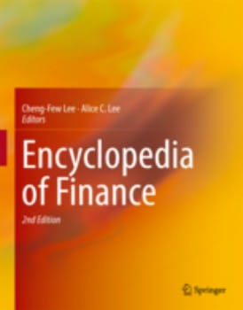 Encyclopedia-of-Finance -C-Lee