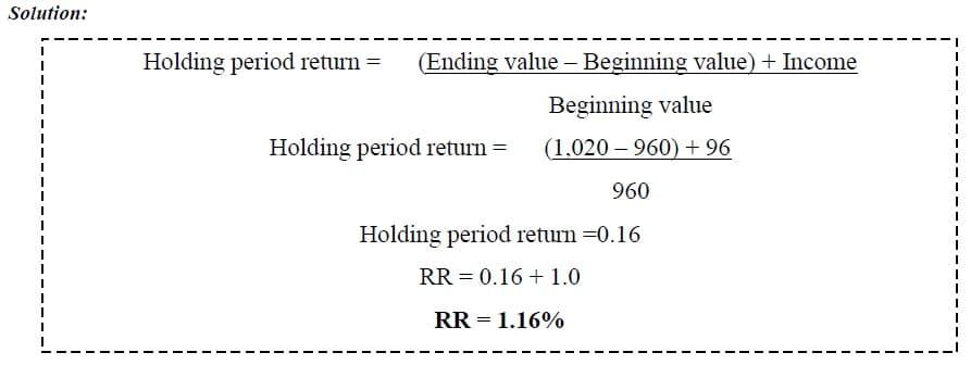 return relative example